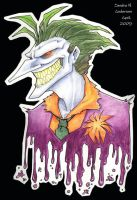 Joker by Pjevsen