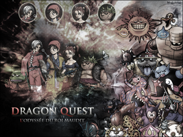 Dragon Quest by brolyomega