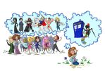 whovian's dream by kissyushka