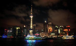 Shanghai, with love by RinnyDin2
