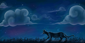 The Stray by SheSaidNevermore