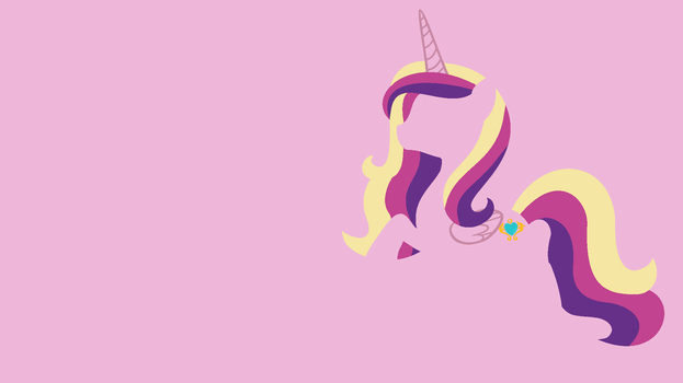 Cadence Minimalistic Wallpaper by Kitana-Coldfire