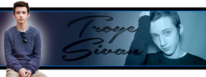 Troye Sivan Banner by J4MESG