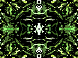 Abstract Art- Forest by EsotericDichotomy