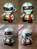Starbound Glitch Munny by ReverendBonobo
