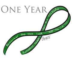 One Year by KassieC