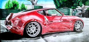 Nissan 370z by noobets