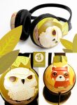 Owl and Red Panda Phones by Bobsmade