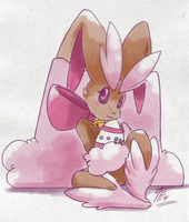 RD - Easter Cotton by TamarinFrog