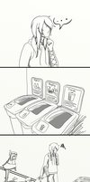 [OC] Which one? by Chaotic-Senpai