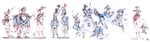 Napoleonic character designs! by eissaY