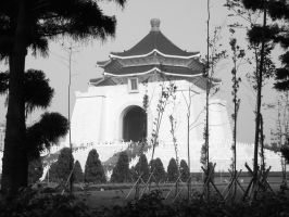 Tomb of Taiwan by jmasker