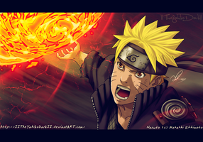Naruto 673 Returns To The Death by IITheYahikoDarkII