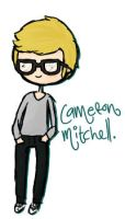 Cameron Mitchell by saladsalty