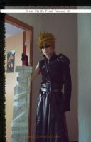 Cloud Strife by SanjiroCosplay