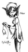 ANSIX by noody666