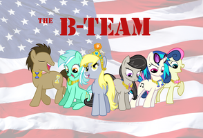 The B-Team by jaybugjimmies
