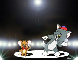 Tom and jerry kids:You've got a friend in me! by fredvegerano