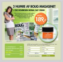 Magasine Advert by Sportactive