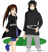 Request: Izuna and Rieri(FC) by Lostinthedreams