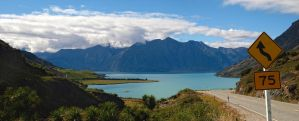 Lake Hawea by Deceptico