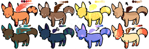 Pup Adopts by IFartRainbows2
