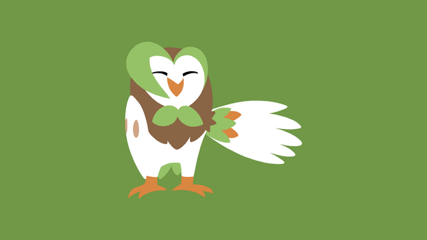 Minimalistic Wallpaper: Dartrix (#723) by MardGeerT