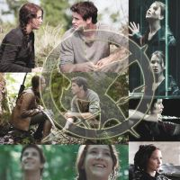 The Mockingjay - The Hunger Games by PaulaML