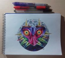 Majora's Mask by ElKhronista