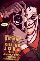 Batman the Killing Joke Animated Movie by FatherTimeIndustries