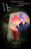 Ib Poster by AsaRawr