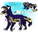 Pitri the Record Keeper! (open) by xWolfPrincex