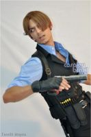 Leon  Resident Evil 6 Shot by A2Glloriame