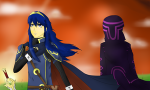 Lucina-The Day's End by Pikachewy99