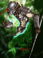 the Predator by ChrisOzFulton by Ronniesolano