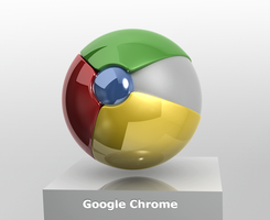 google chrome by Ahmad-Al-Hasani