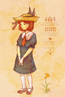Madeline by atoms2ashes