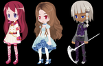 Free adopts! by LenIsShota