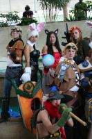 Photo Shoot: LoL 4 by Witch-Hunter-87