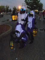 Poes Anime North 2011 by WillowWindSong