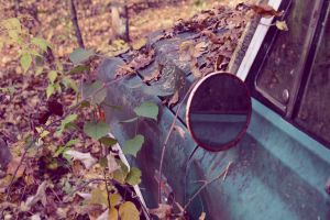 Classic Car by RebekahByland