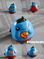 Pluplush Superman by Superpluplush