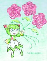 ^^ Balloon Roses ^^ by Codename-Turtlefairy