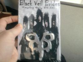 I made a BVB Key ring by THECOOKIEMONSTER1000