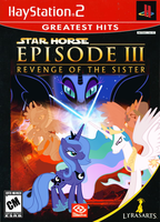 Star Horse: Episode III: Revenge of the Sister by nickyv917