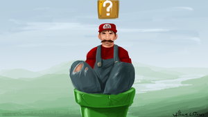 Mario Rebooted?! by williamcjones48