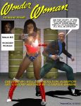 Heroine Prime Issue 2 Index Wonder Woman by TrekkieGal