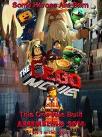 The Lego Movie Poster by GreedLin