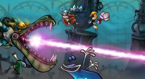 Rayman Legends by Victorfl