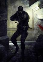 Snake Eyes by weaselpa